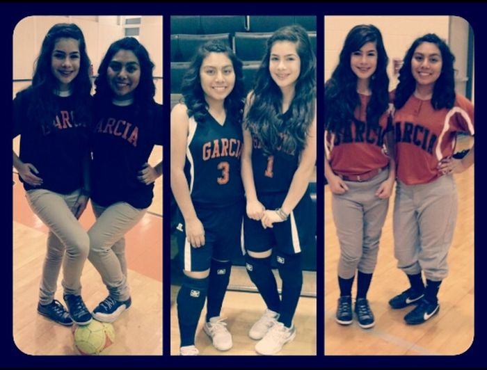 Soccer, Volleyball & Softball With The Bestfriend <3