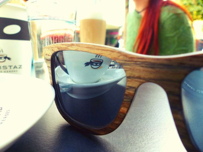 Inspired By Claudia Day Outdoors Sunglasses Koffee