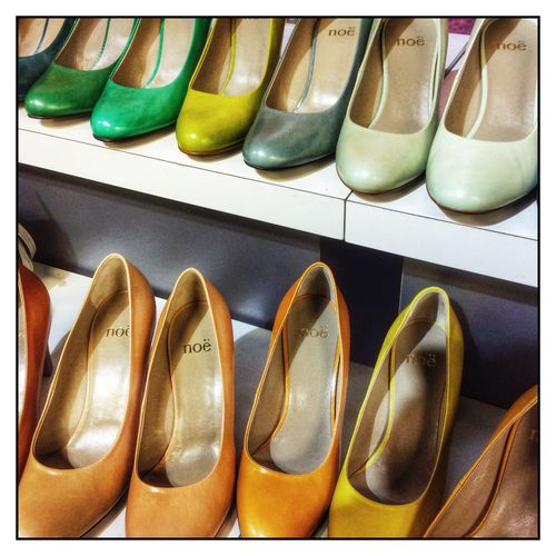 A Picture A Day Shoes Shopping High Heels