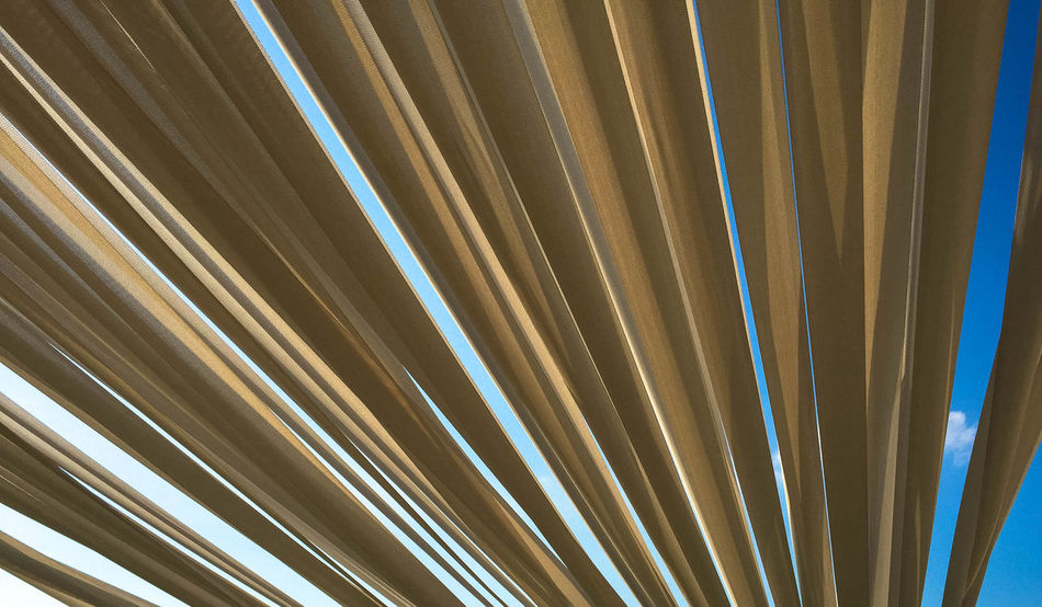 Angle Awning Background Texture Backgrounds Close-up Contrast Flows Full Frame Light And Shadow Light Through The Window Lines Lines And Shapes Lines, Shapes And Curves Motion Movement Overlap Pattern Repetition Sky Sunlight Sunlight, Shades And Shadows Texture Textured  Through My Eyes