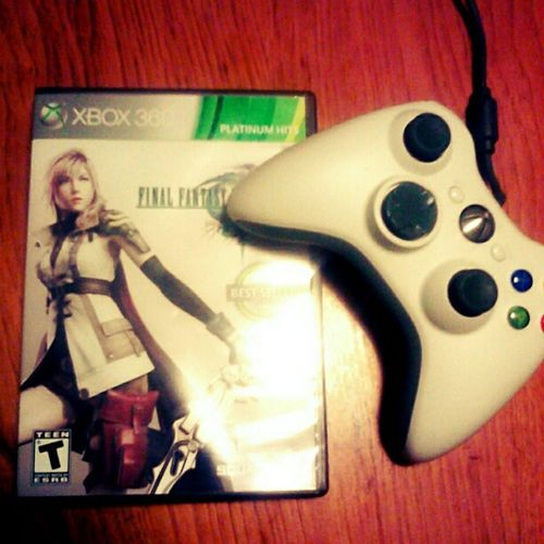 Alright lightning! Let's go! #finalfantasyxiii Lightning Xbox Xbox360 Finalfantasy FinalFantasyXIII Wtfgamersonly Ffxiii FF13 FinalFantasy13 Wtfgo Ilovevideogames