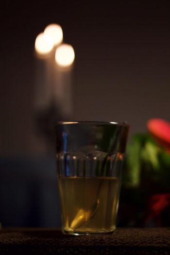 Drinking Glass Sencha