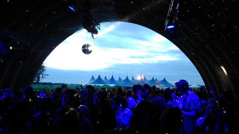 Opener Festival Silent Disco