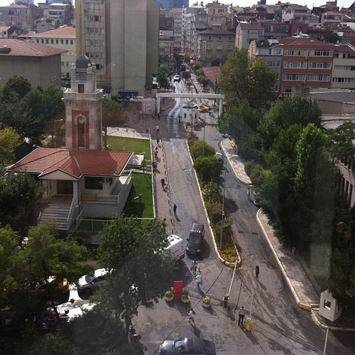 Istanbul Sisli Etfal Hastane hospital architech mimari