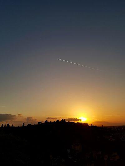 Florence Sunset Landscape Bestcity