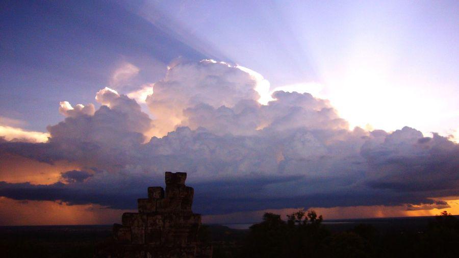 Clouds Cambodia