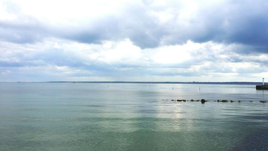 Peaceful surroundings. EyeEm Nature Lover Water Ocean View