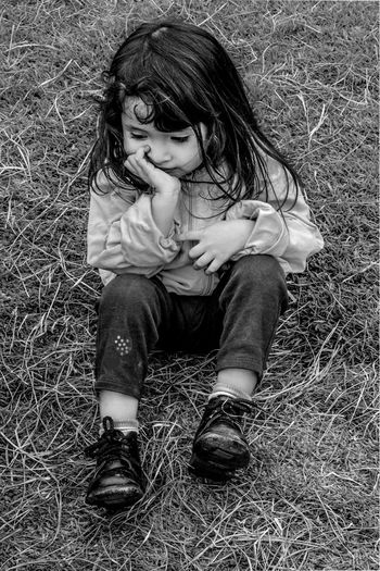 what would this little mind think about .... Child Thinking Little Girl Mind The Mind Life Emotions Emotions Captured Emotions In A Picture Little World Univers In Mind