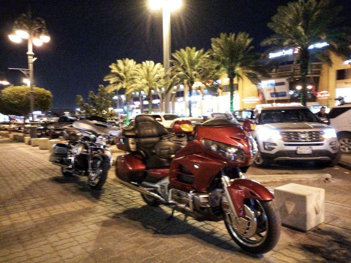 Night Illuminated Mode Of Transport Transportation Land Vehicle Street Street Light