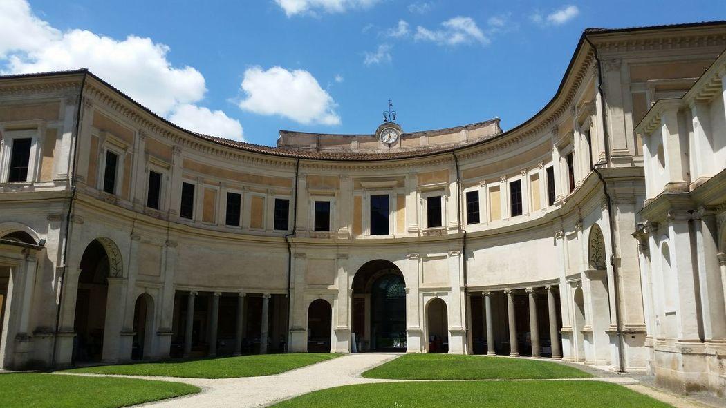 Roma VILLA GIULIA  History Architecture Built Structure Building Exterior