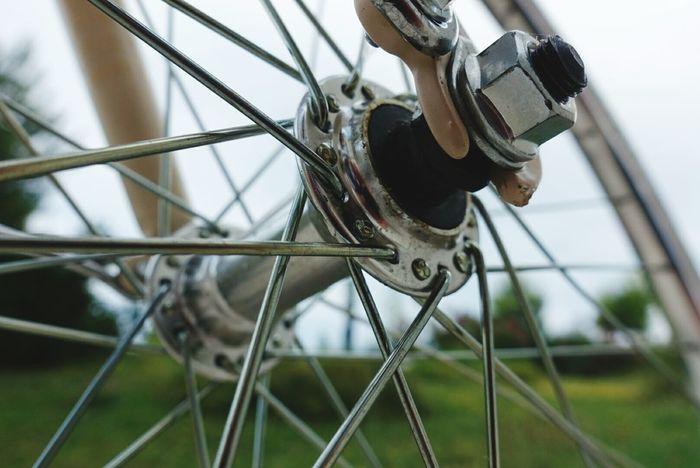 Bike Bici Ruota Raggi First Eyeem Photo