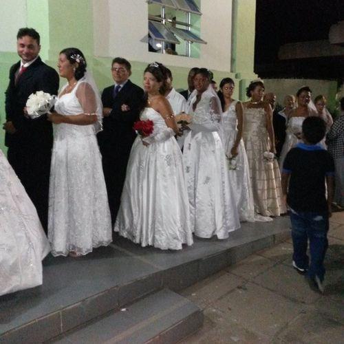 Casamentocoletivo mais um :)
