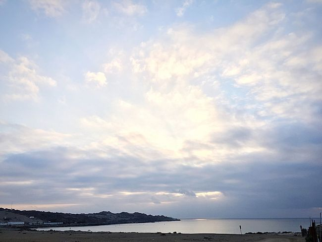 Ahora un navegado para navegantes... Sky Water Cloud - Sky Sea Beauty In Nature Scenics - Nature Tranquility