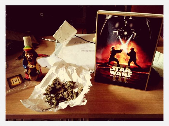 Weed Star Wars Wednesday :)