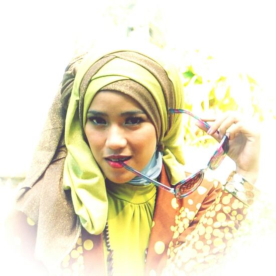 Hijabstyle  Woman Beautiful ♥ Pretty Girl