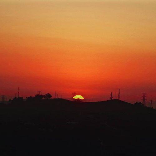 Sunset <August