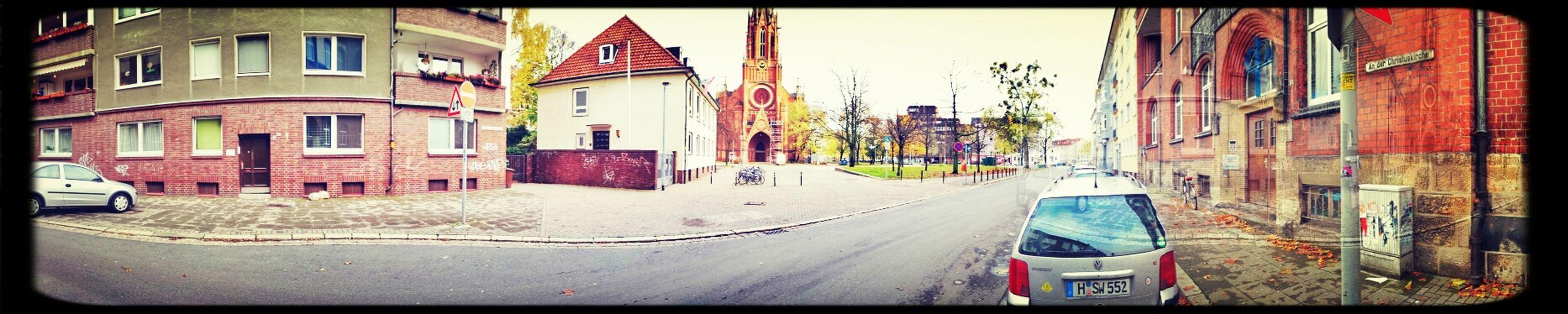 Church Hannover Germany