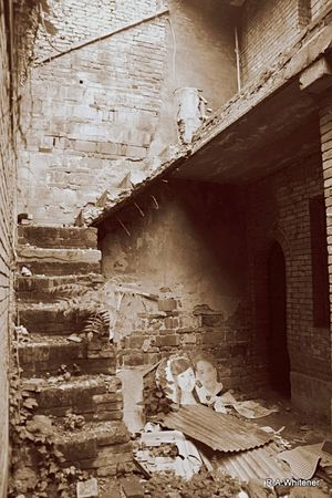 Stairways Luoyang,china Abandoned Places Abandoned Abandoned & Derelict Abandoned Buildings Abandoned House Abandonedbuilding Abandoned Place Sepia Old Old Buildings Creepy House Creepy Places