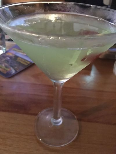 Apple Martini Happy St Patty's Day :) Happy Saint Patrick's Day! St Paddies Day Green Green Green!  Green Drink