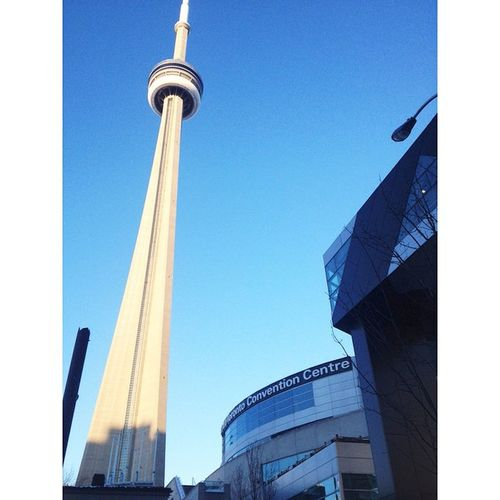 Good morning, Toronto . CIASGM