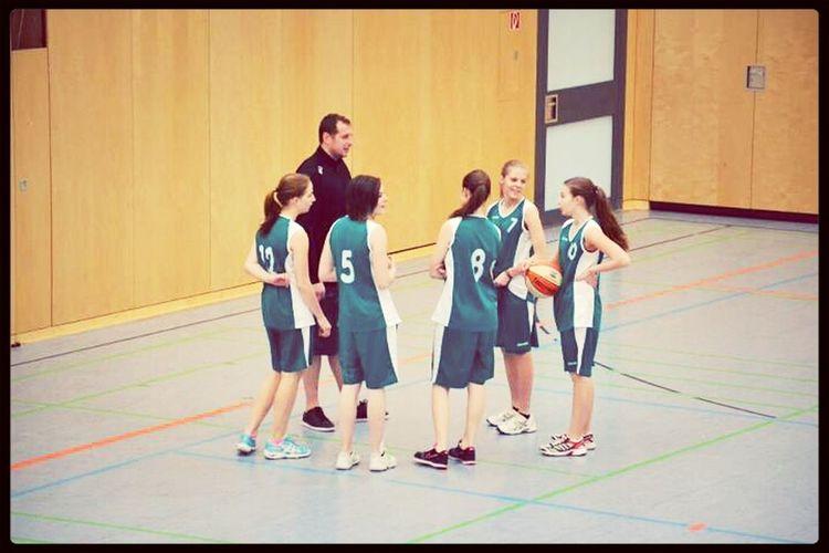 Basketball My Team Growing Better