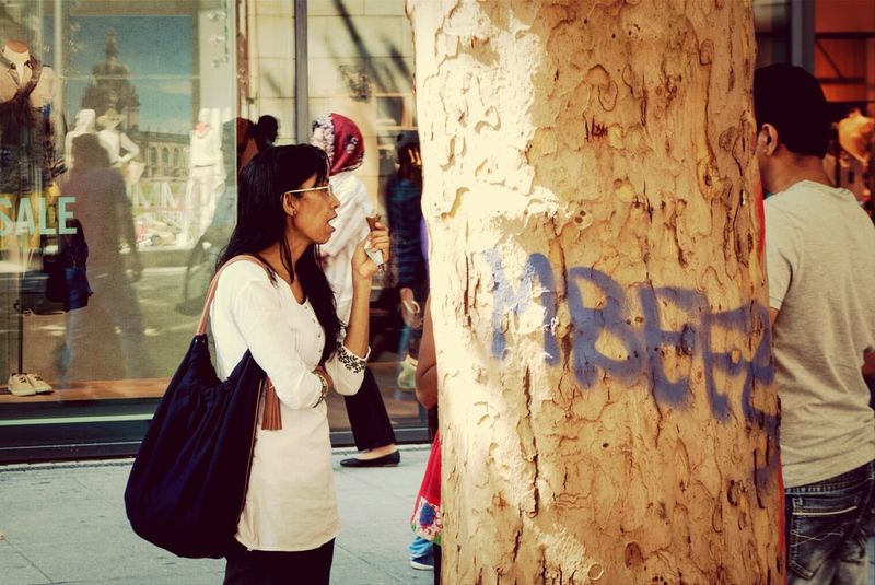 The Street Photographer - 2015 EyeEm Awards EEA3 EEA3 - Dresden Streetphotography