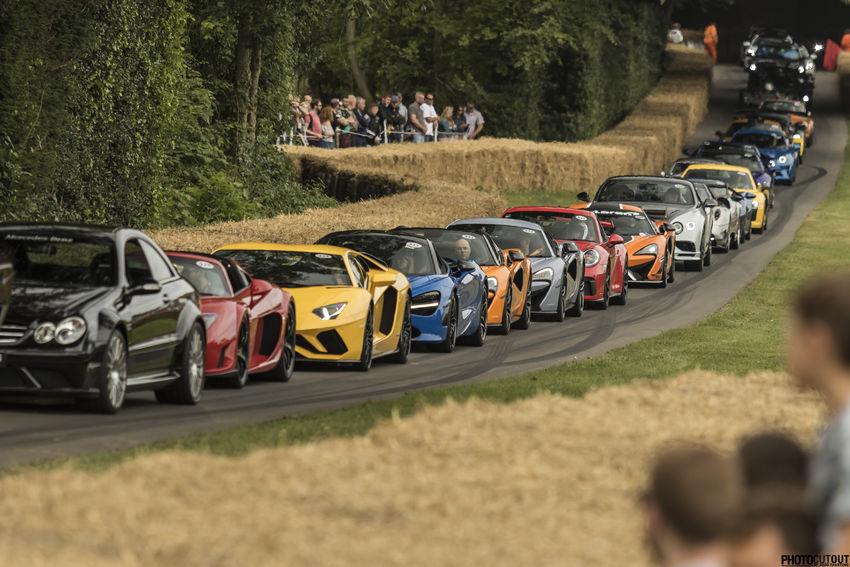 Goodwood traffic jams 😂😂😂 Cars Festival Of Speed Fos Fos2017 Hypercars Photocutout Supercars Traffic Jam Worldcars