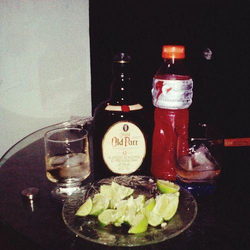 Noche La De Anoche ;) Oldparr Hielo Limon y Felicidad