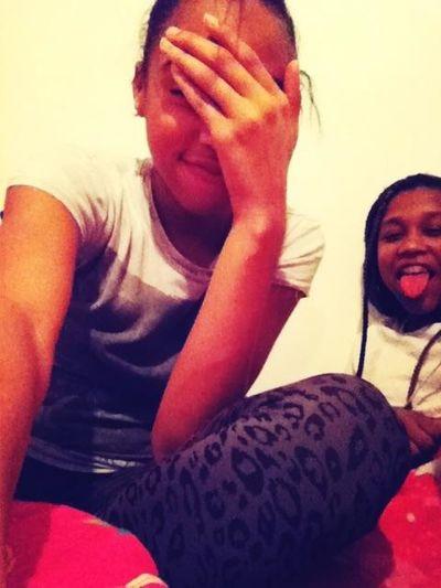 Me &&& My Sister Toooo Cheeno .
