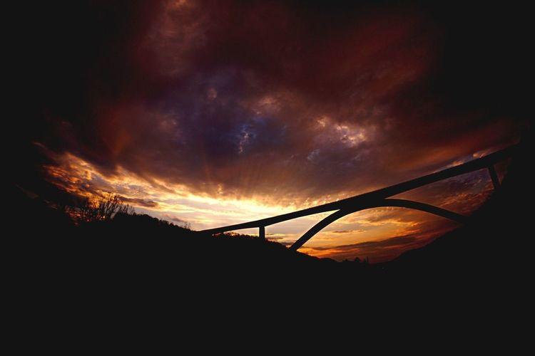 Sunset Photoyourworld The Press - Treasure