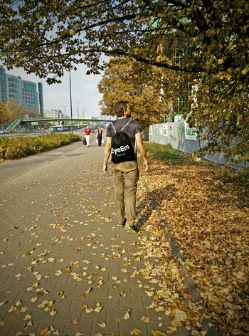EyeEm Bag Travels The World Being Lukasz Autumn