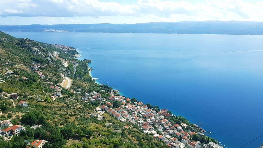 Adriatic Coast Adriatic Sea Adriatic Riviera Beach Vacations Travel Croatia Omis Omis Croatia Brac Island Coast Water Holiday Lost In The Landscape