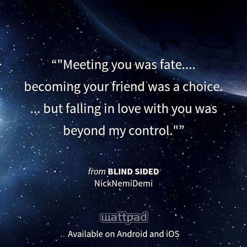 Blindsided Bestfriend ♥ Real Love