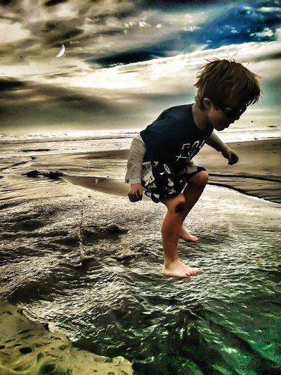A leap of faith!❤️ EyeEm Best Shots Tadaa Community EyeEm Best Edits #landscape #nature #photography