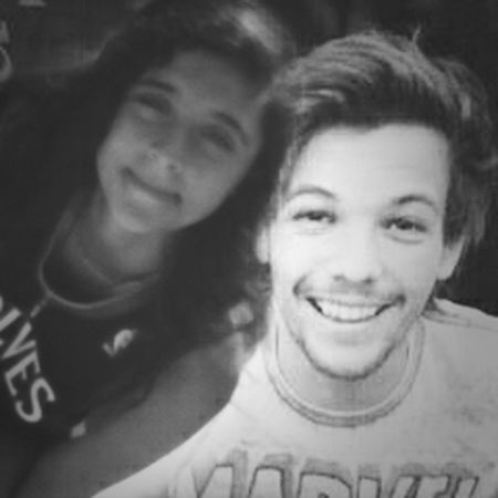Ei Louis Tomlinson❤️ and me First Eyeem Photo