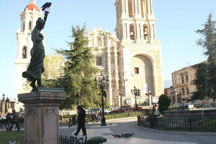 Showcase: February Catedral Saltillo Landcape