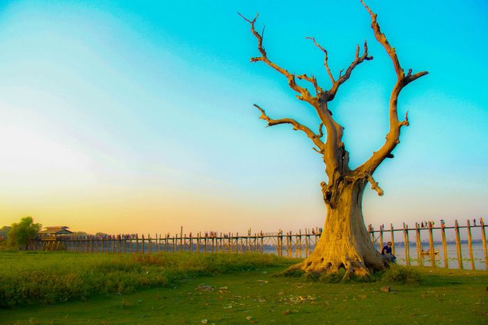 Landscape Outdoor Photo Myanmar Nature