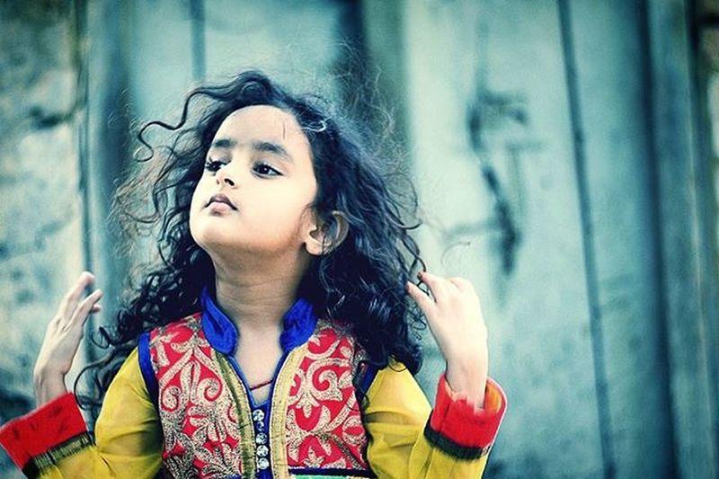 Innocent Crime 😘😘 (Samriddhi Series) Photography India Indian Iamexclusive Iamshutterbug Iamnikon Nikon D7200 Nikkor 50mm Childmodel Desigirl Portrait