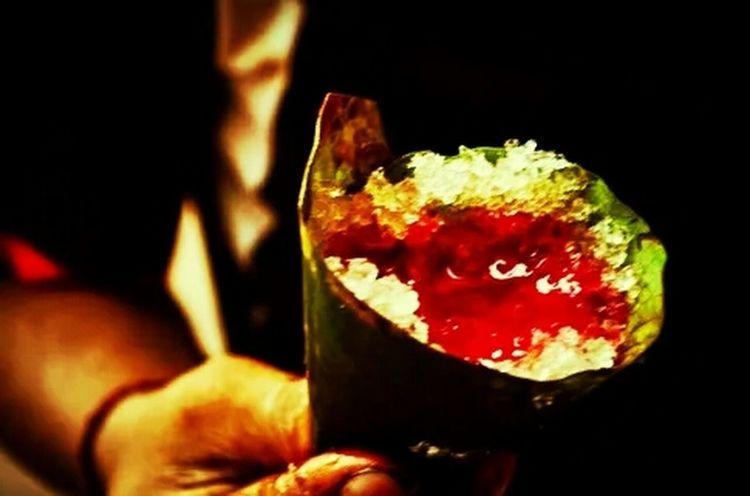 The Five Senses chuski paan.... full of flavours Relaxedmindbodyandspirit blast of joy