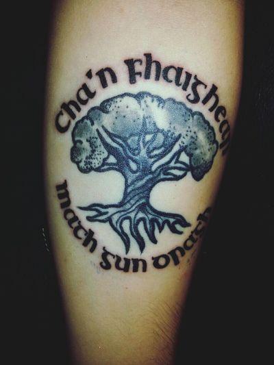 Tattoo Obsession Fresh Wound