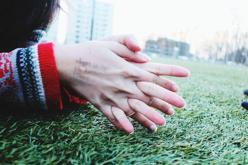 Hands Fingers Bored Buhu