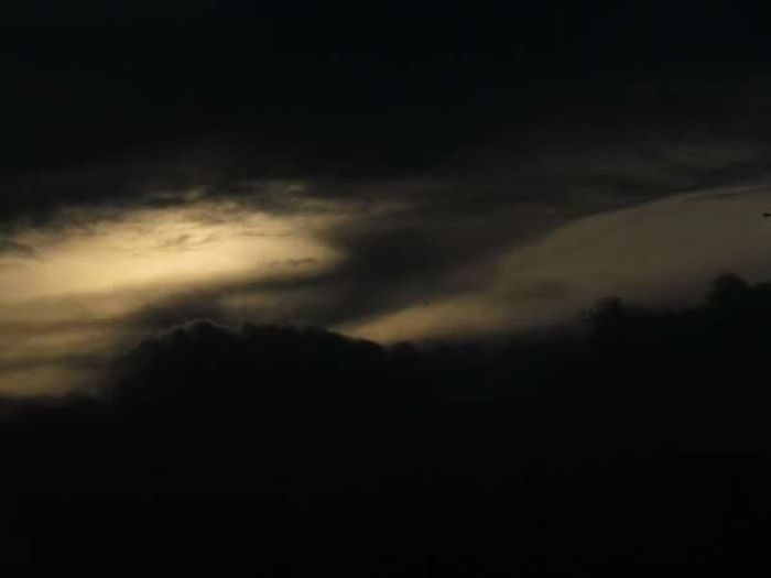 Eye Of The Storm Eye Of God Cloudy Sunset Sky Twilight Saga