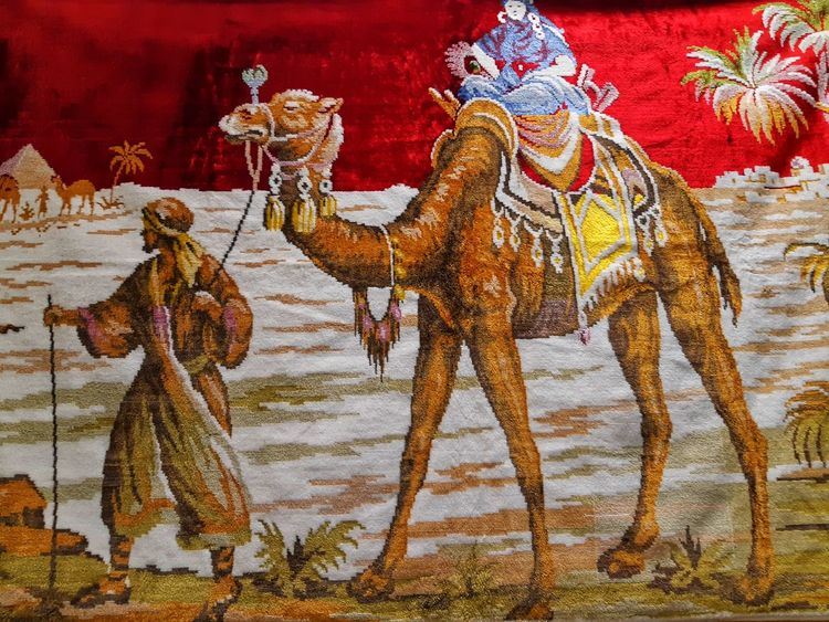 😊lead the way ☺ History Palm Tree Fabric Detail Samsung A8+ Pyramid Depiction Wall Decoration Travel Photography Camel Wall Hanging Tapestry Art New Zealand Hello ❤ Animal Themes Outdoors Desert Domestic Animals Day Mammal