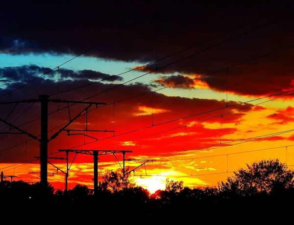 Let's take a Ticket from the Trainstation to the Sunset and just Leave!