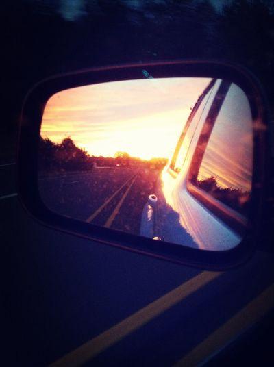 Headed Home