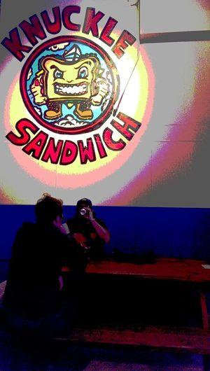 Sandwich Joint Urban Photography