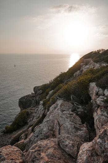 Photo taken in Cala Pi, Spain