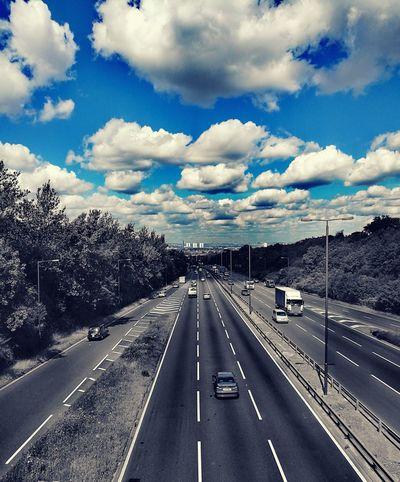 Highwaytoheaven Hi! Taking Photos Abovetheclouds
