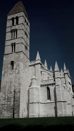 Church Building Architecture SPAIN