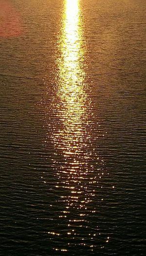 Sunset Tramonto Enjoying Life Fiume Arno